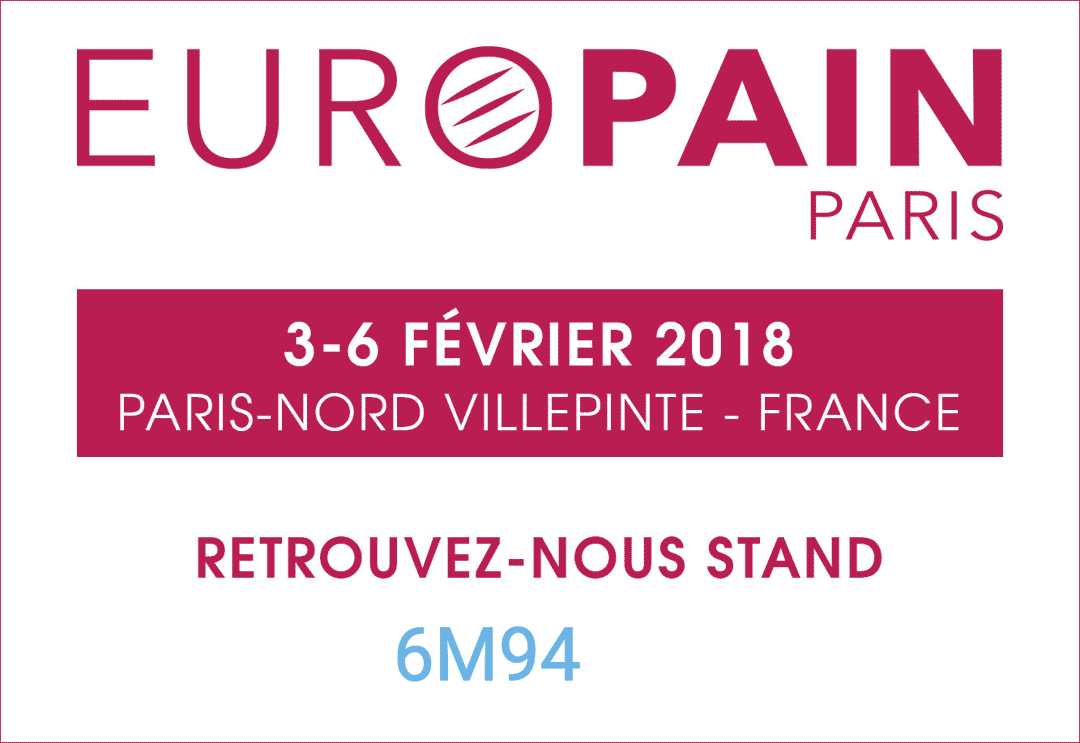 Salon Europain 2018