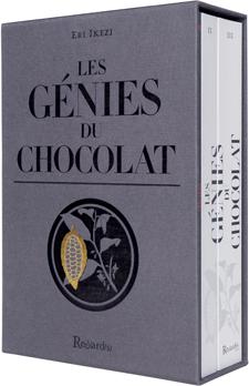 livre Les Génies du Chocolat d'Eri Ikezi